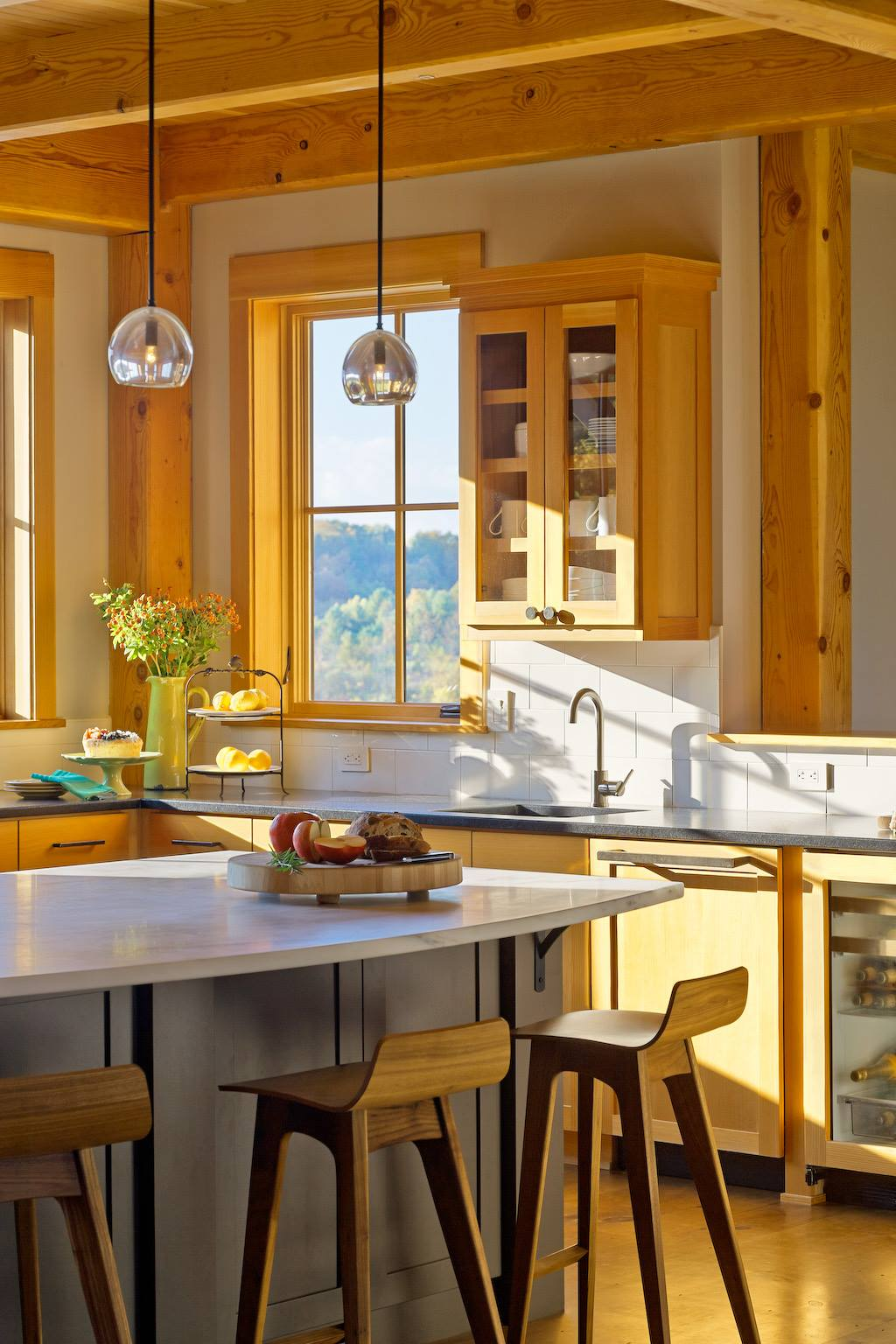 vermont kitchen